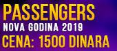 passengers bar nova godina 2019