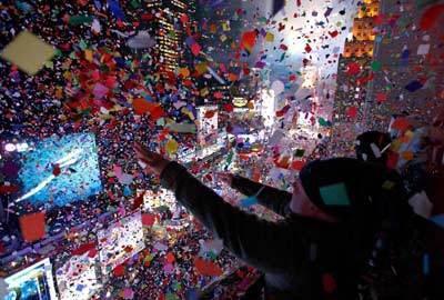 Ništa nije novo pod kapom nebeskom – osim Nove godine!