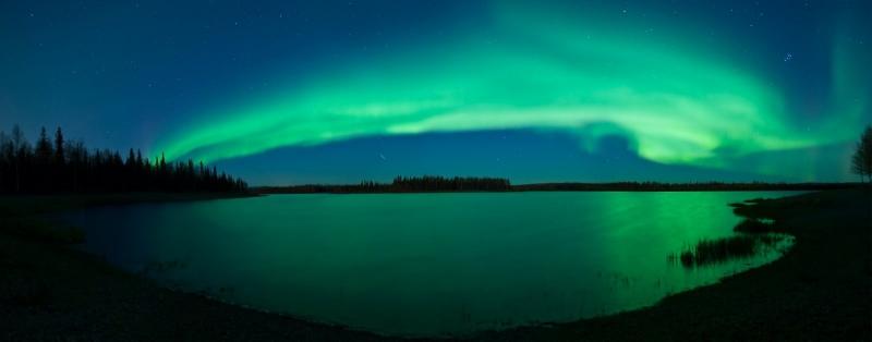 Novogodišnje putovanje uz Auroru borealis