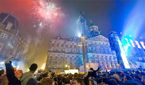 Novogodišnje putovanje u Amsterdam