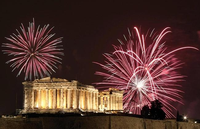Novogodišnje putovanje u Atinu
