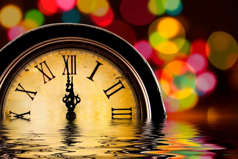 Sat za Novu godinu