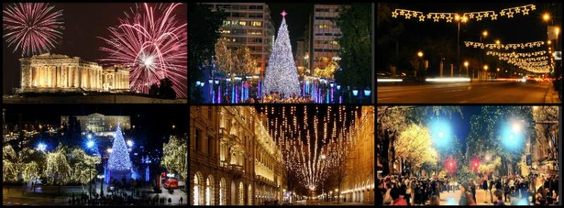 Dočekajte Novu godinu u Atini