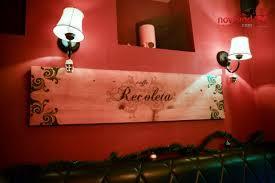 Doček Nove godine u cafeu Recoleta