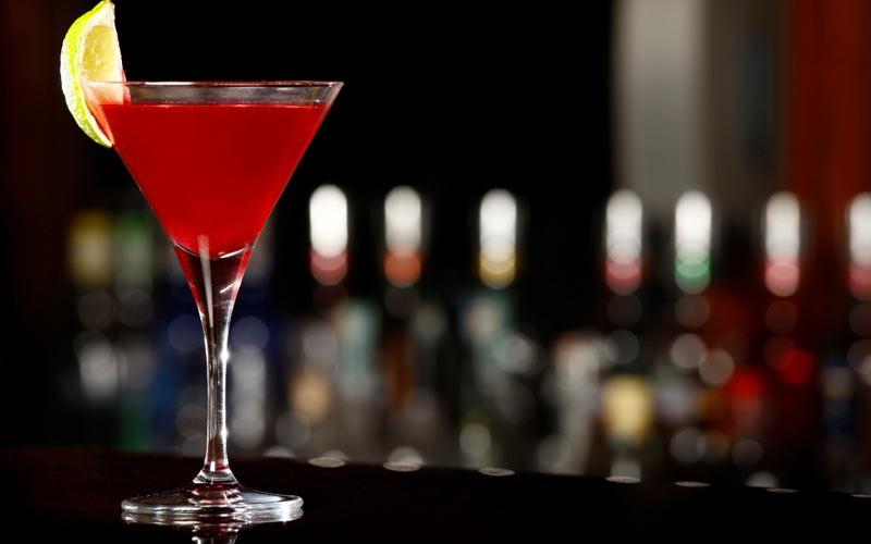 Novogodišnji koktel – Cosmopolitan Recept