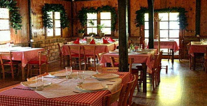 Doček Nove godine u restoranu Bajka -