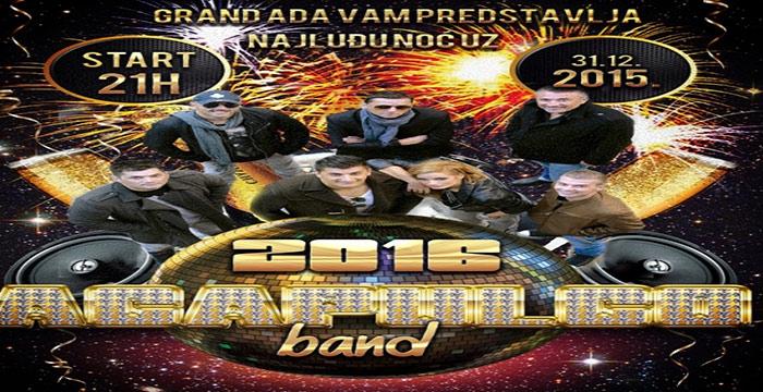Uđite u Novu godinu sa Acapulco bandom