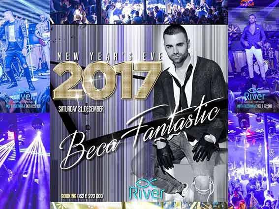 Doček Nove godine uz Becu Fantastic
