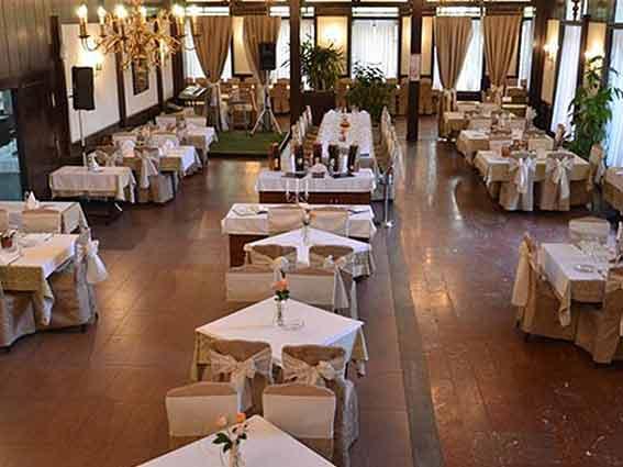 Doček Nove godine u restoranu Milošev konak