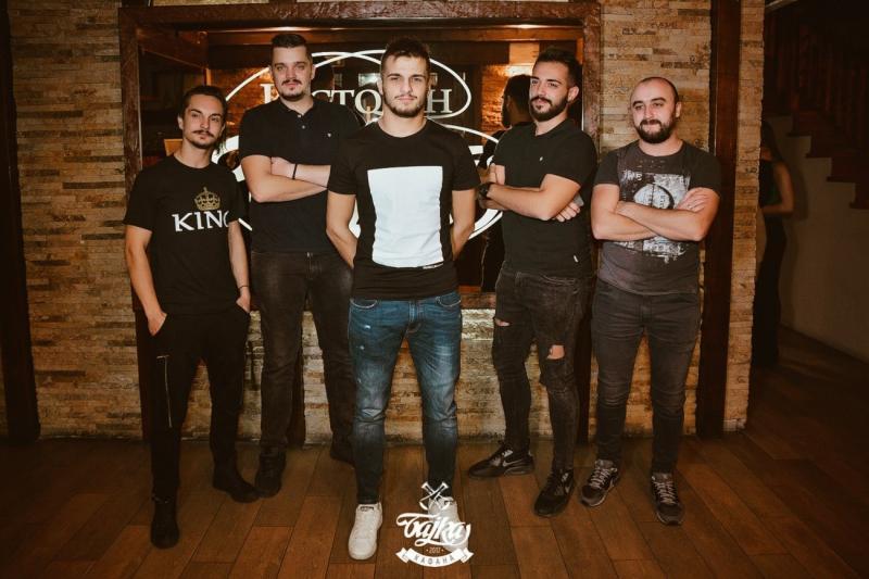 Kafana Bajka i subota u Beogradu