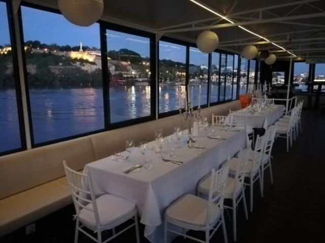 Krstarenje Dunavom za Doček Nove Godine