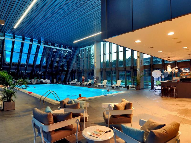 Glamurozni Hotel Crowne Plaza