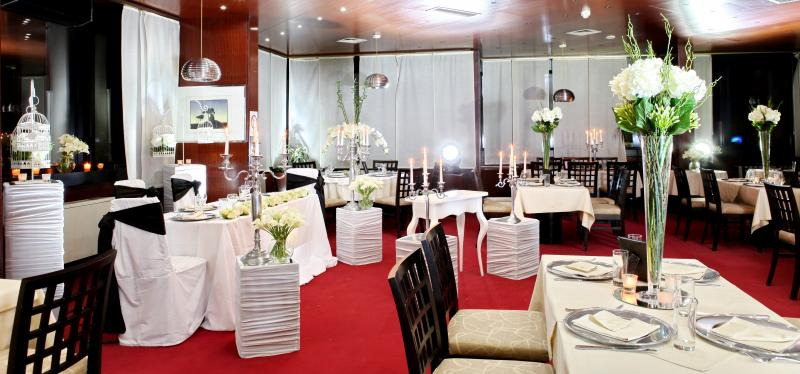 Čarobni pogled iz Restorana Panorama – Hotela Slavija