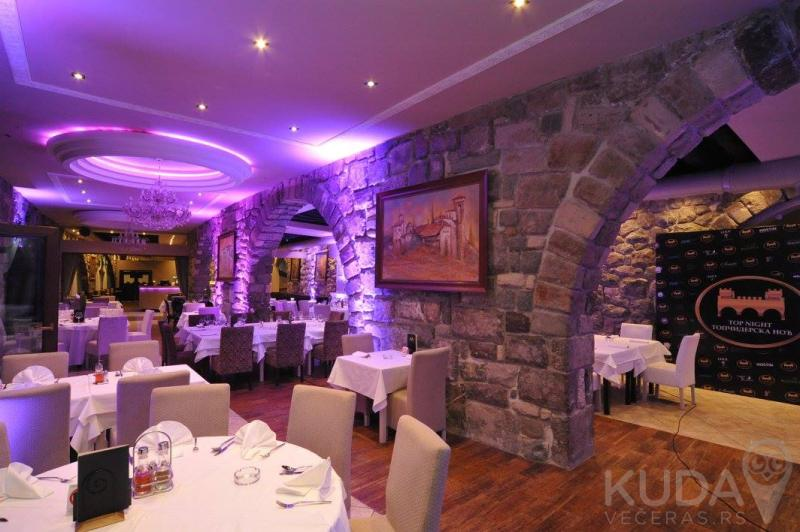 Prelepa noć u Restoranu Topčiderska Noć