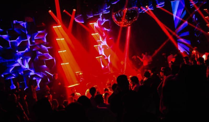 Fantastične žurke u Klubu Hype