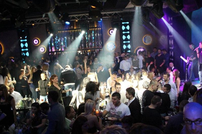 Vrhunske žurke u Klubu Cinema
