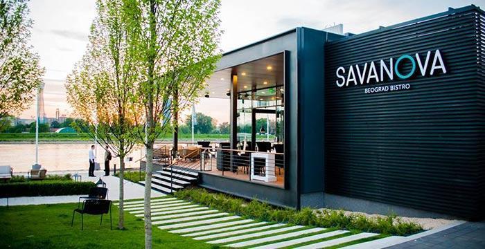 Get lucky band za doček Nove 2020. godine u restoranu Savanova