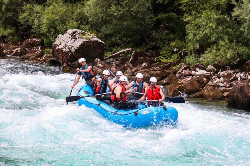 Zasto je rafting idelan izbor ovog leta