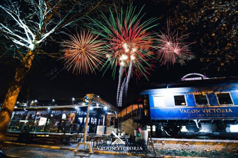 Nova godina u restoranu Vagon Victoria