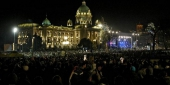 Kafanski doček Nove godine u Beogradu
