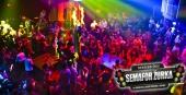 Doček Nove 2016.godine u šarenim bojama semafor žurke