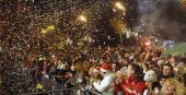 Fenomenalni Doček Nove godine na Trgu u Beogradu