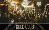 Doček Nove godine u klubu Gold