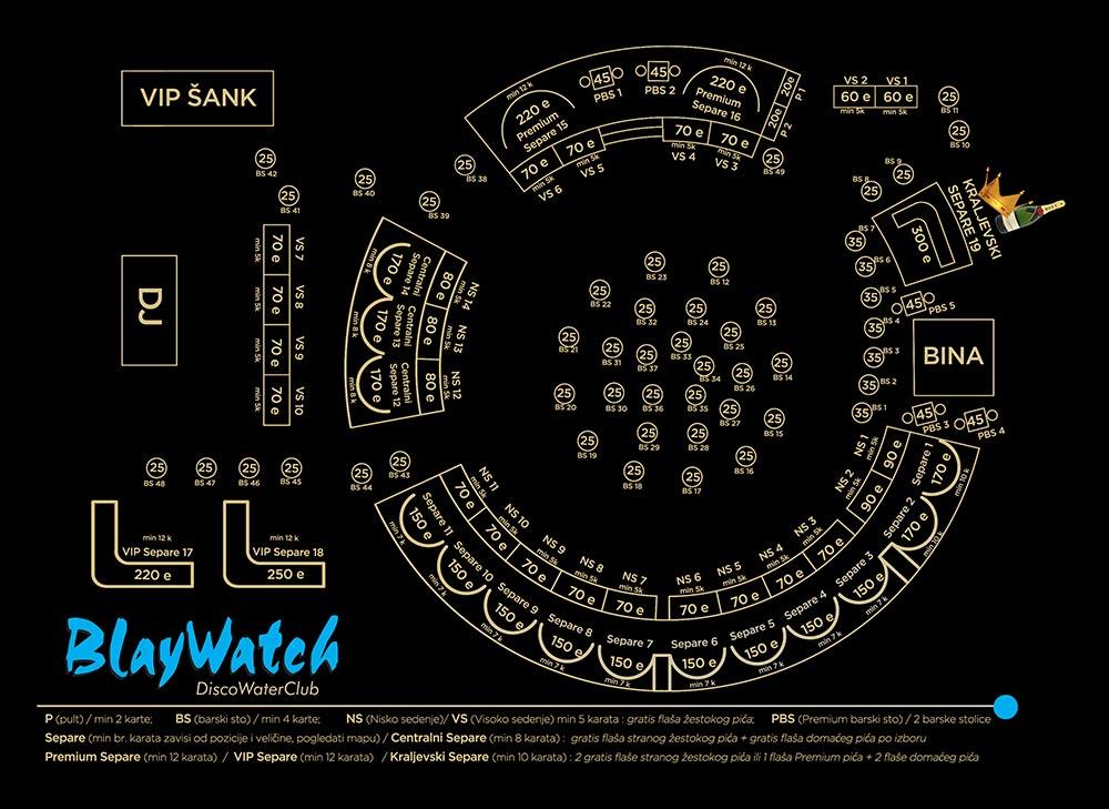 mapa blaywatch