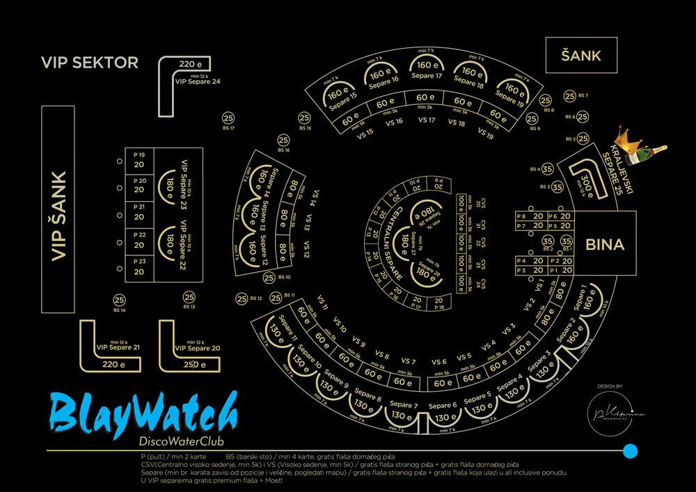 mapa blaywatch nova godina