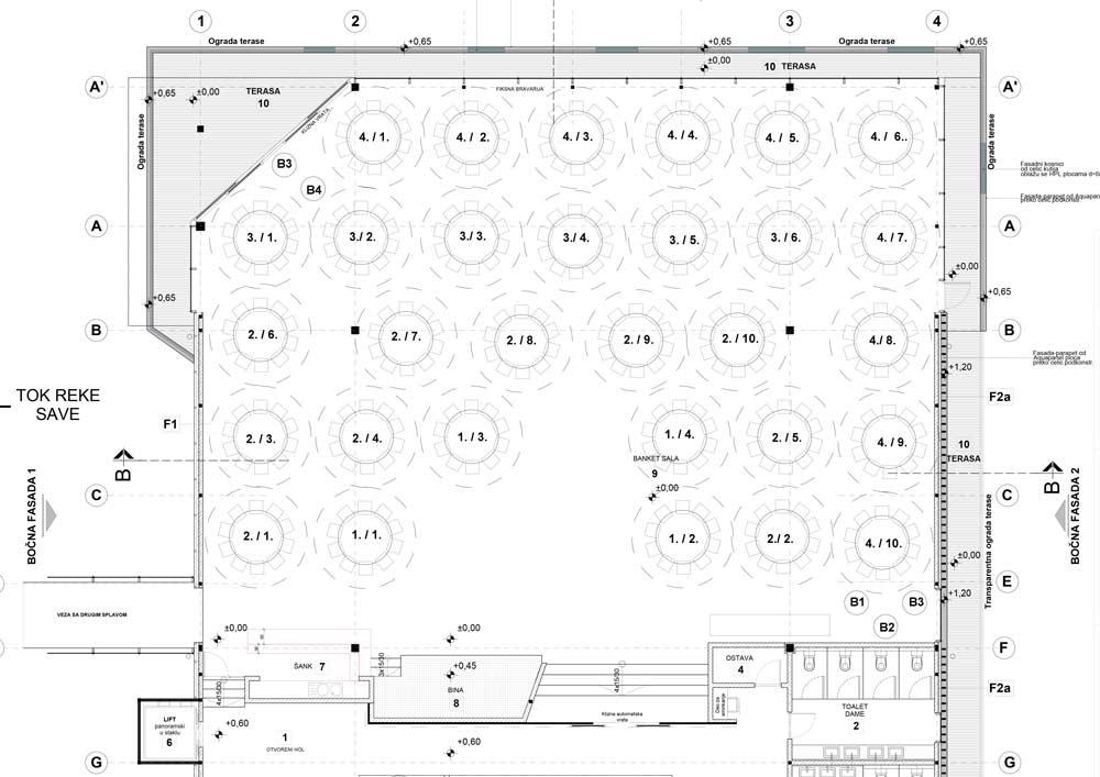 mapa event centar kopernikus 610