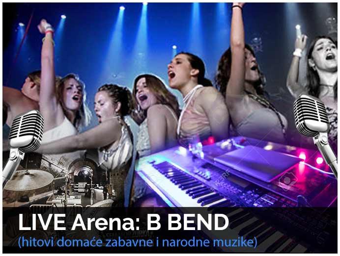 semafor zurka nova godina live arena