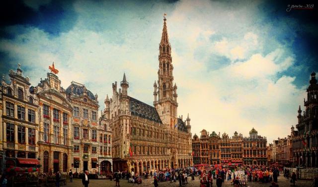 Zemlje Beneluksa Doček Nove godine
