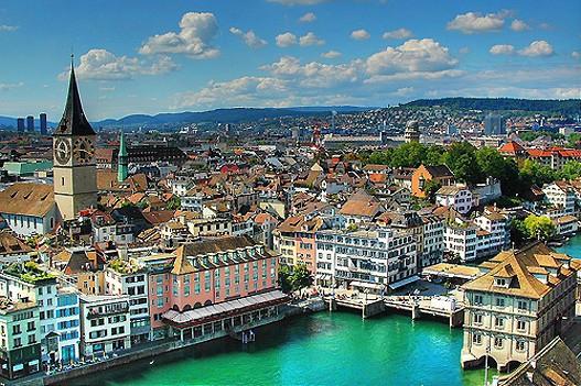 Švajcarska 7 dana za Novu godinu