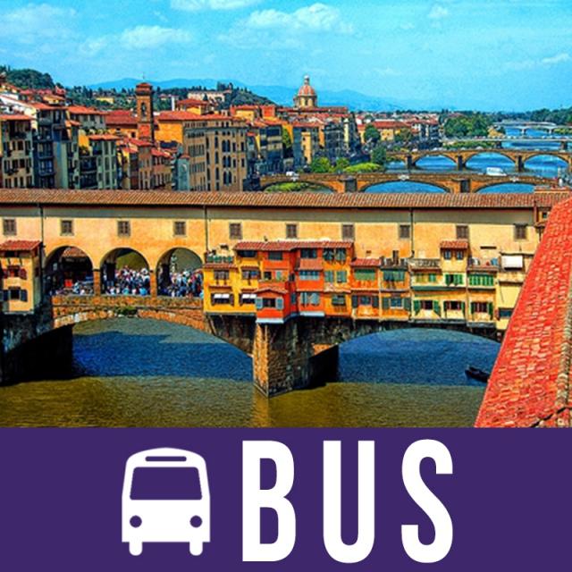 Firenca 5 dana bus doček Nove Godine