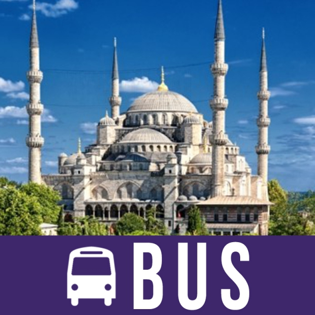 Istanbul doček Nove Godine