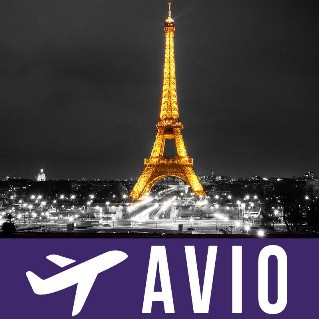 Doček Nove Godine u Parizu