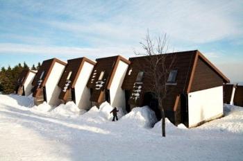 Rogla bungalovi doček Nove godine