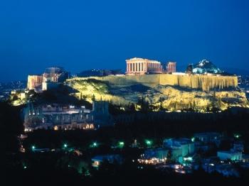 Atina 7 dana avion doček Nove godine