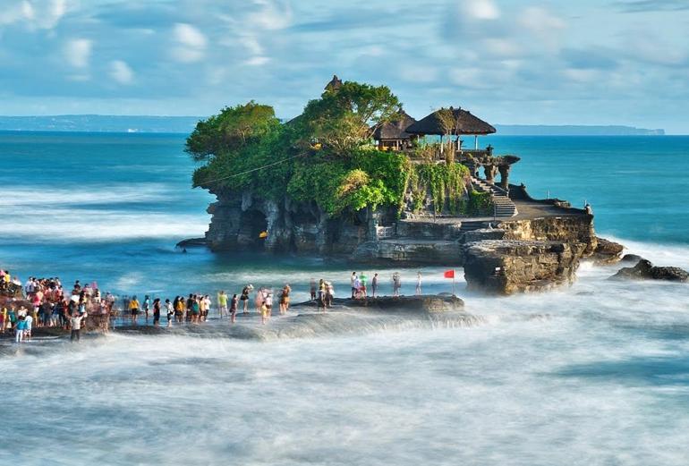 Indonezija 11 dana doček Nove godine