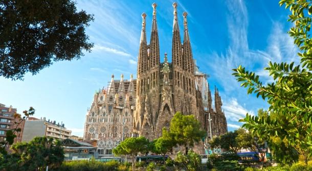 Barselona 8 dana bus doček Nove godine