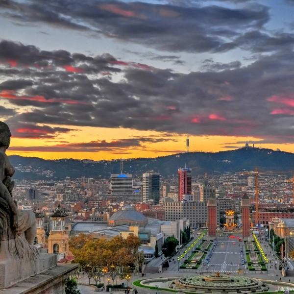 Barselona 5 dana avion doček Nove godine Last minute