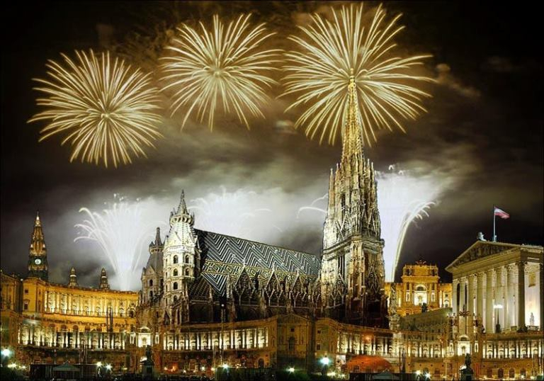 Beč 5 dana bus za Novu godinu first last minute