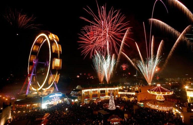 Beč 6 dana bus doček Nove godine