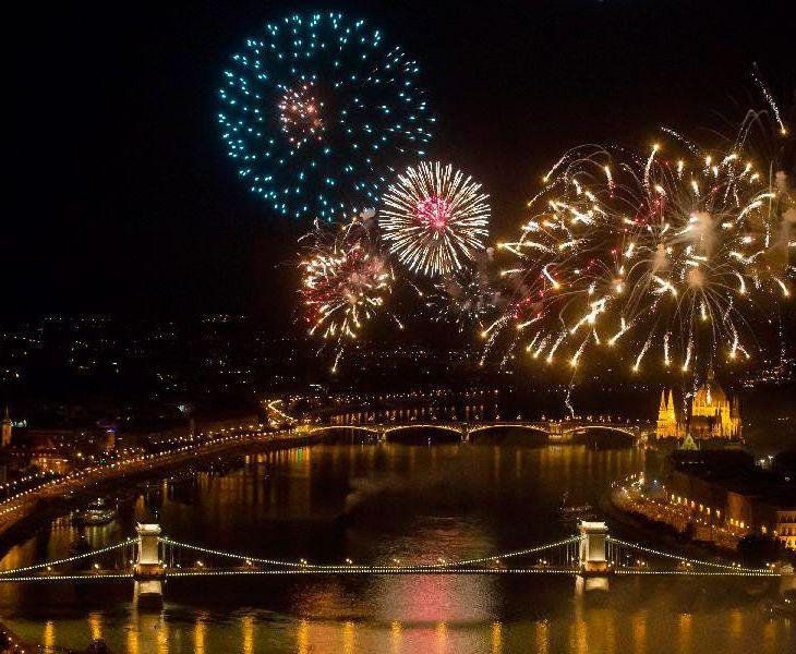 Budimpešta 4 dana bus  za Doček Nove last minute