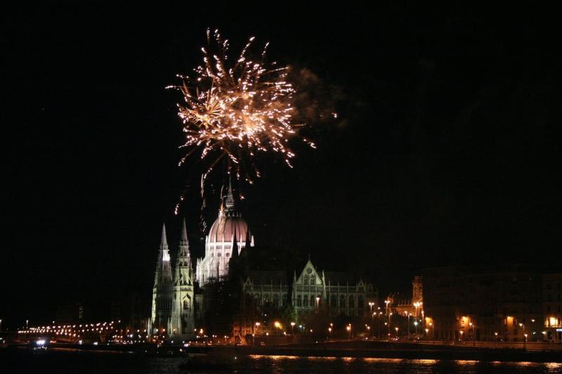 Budimpešta 4 dana bus Nova godina