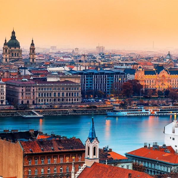 Budimpešta  4 dana bus Nova godina last minute