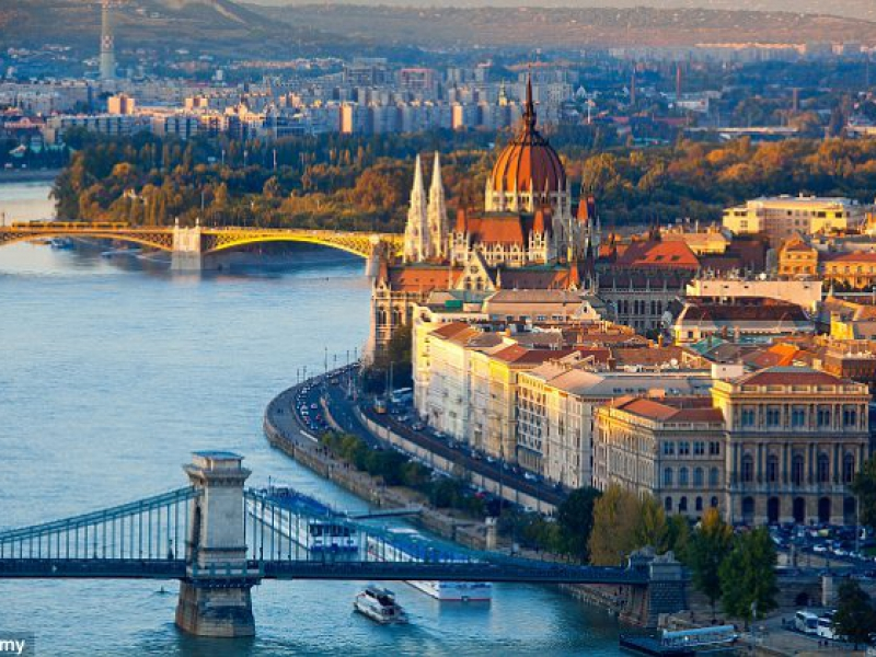 Budimpešta 4 dana bus - Nova godina slike