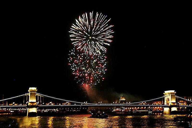 Budimpešta bez noćenja Nova godina slike