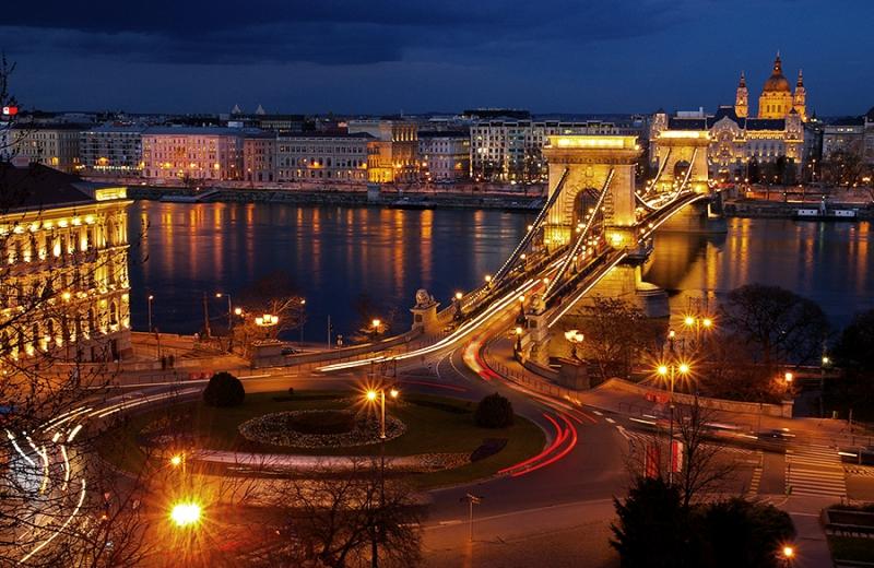 Budimpešta 4 dana doček Nove godine  slike