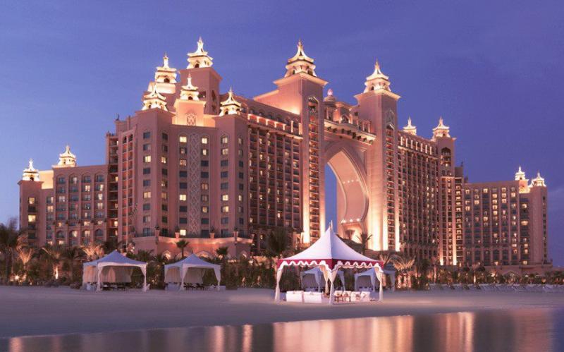 Dubai 8 dana Nova godina Docek